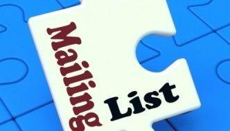Como hacer crecer la lista de correo para el blog