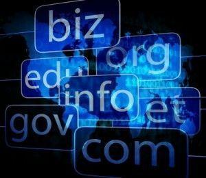 nombres de dominio web