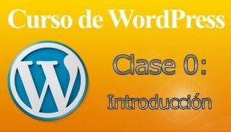 Curso de WordPress Gratis paso a paso