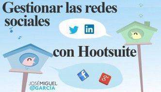 Cómo gestionar las redes sociales con Hootsuite
