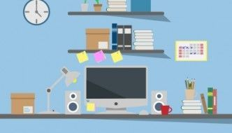 Trabajar desde casa por internet con un blog