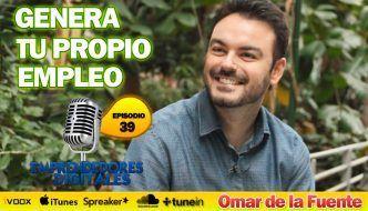 Omar de la Fuente de HaciaElAutoempleo.com| Podcast episodio 39