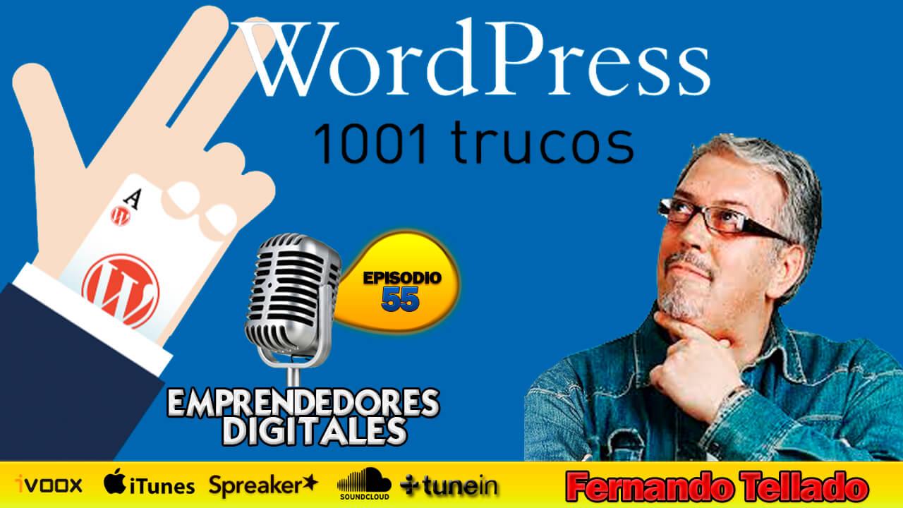 WordPress 1001 trucos - Fernando Tellado