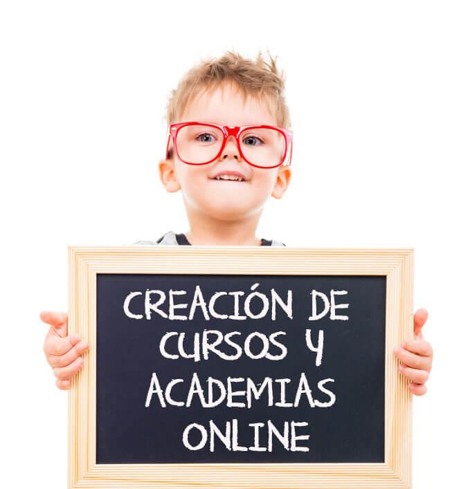 Creación de cursos y academias online
