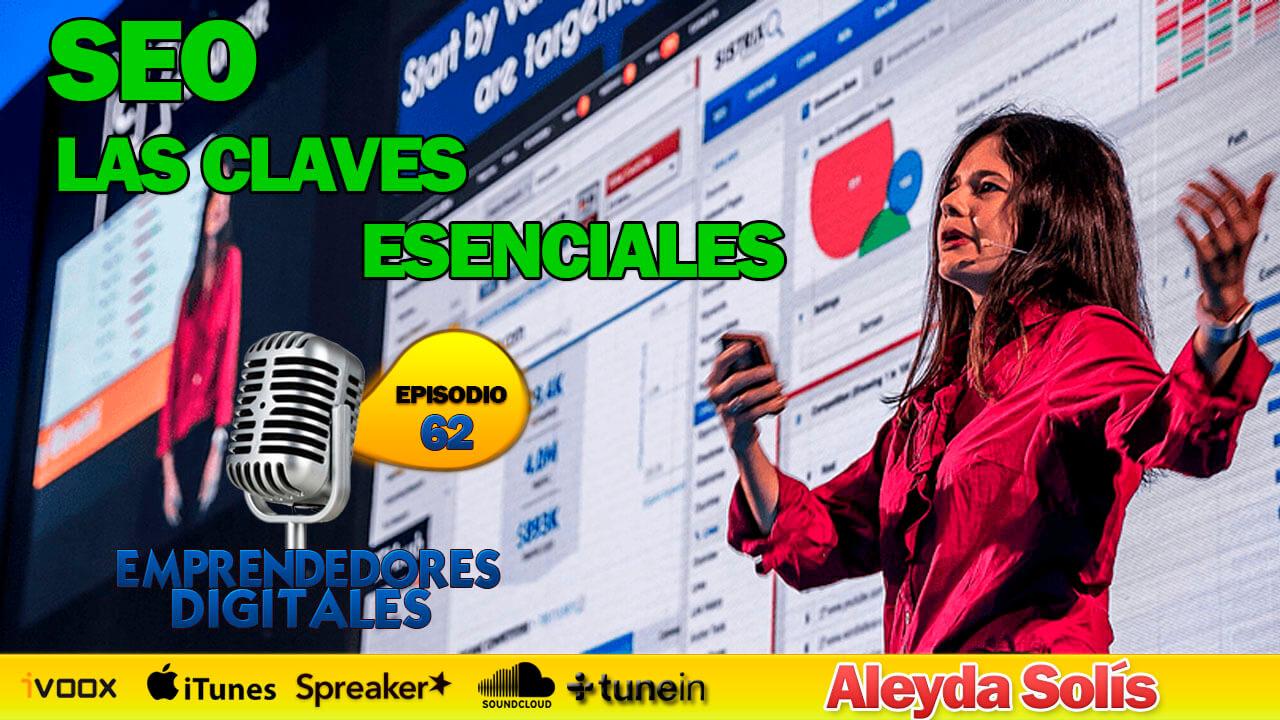 SEO Las Claves Esenciales- Aleyda Solís