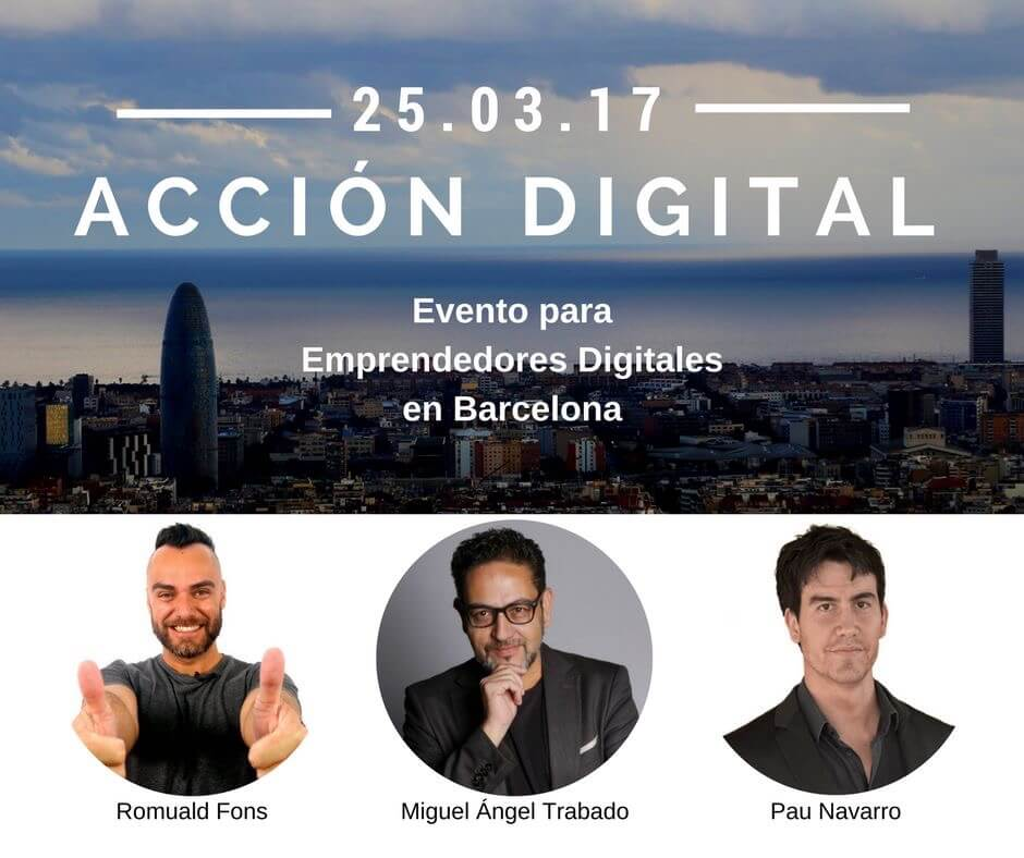 Acción Digital - Marzo 2017