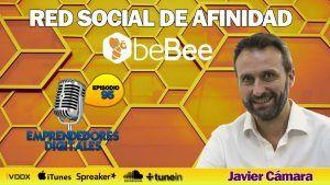 beBee – Impulsa tu marca personal y conecta con personas afines – Javier Cámara | Podcast ep. 95