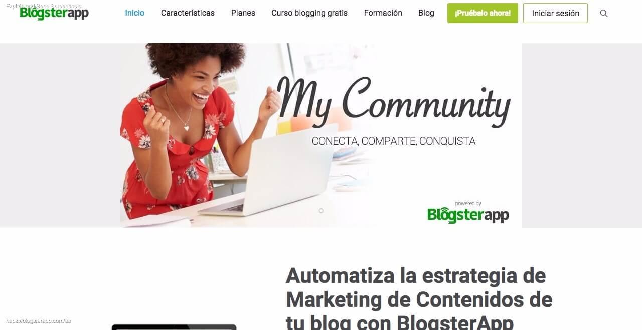 BlogsterApp - La herramienta de Marketing de Contenidos para blogs