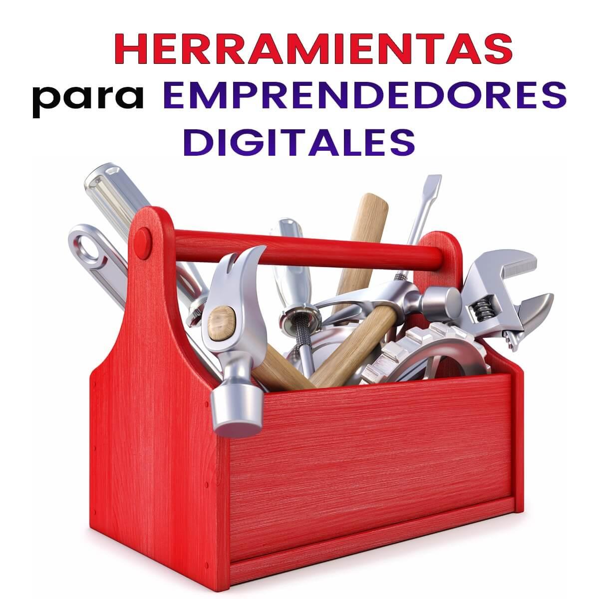Caja de herramientas para Emprendedores Digitales