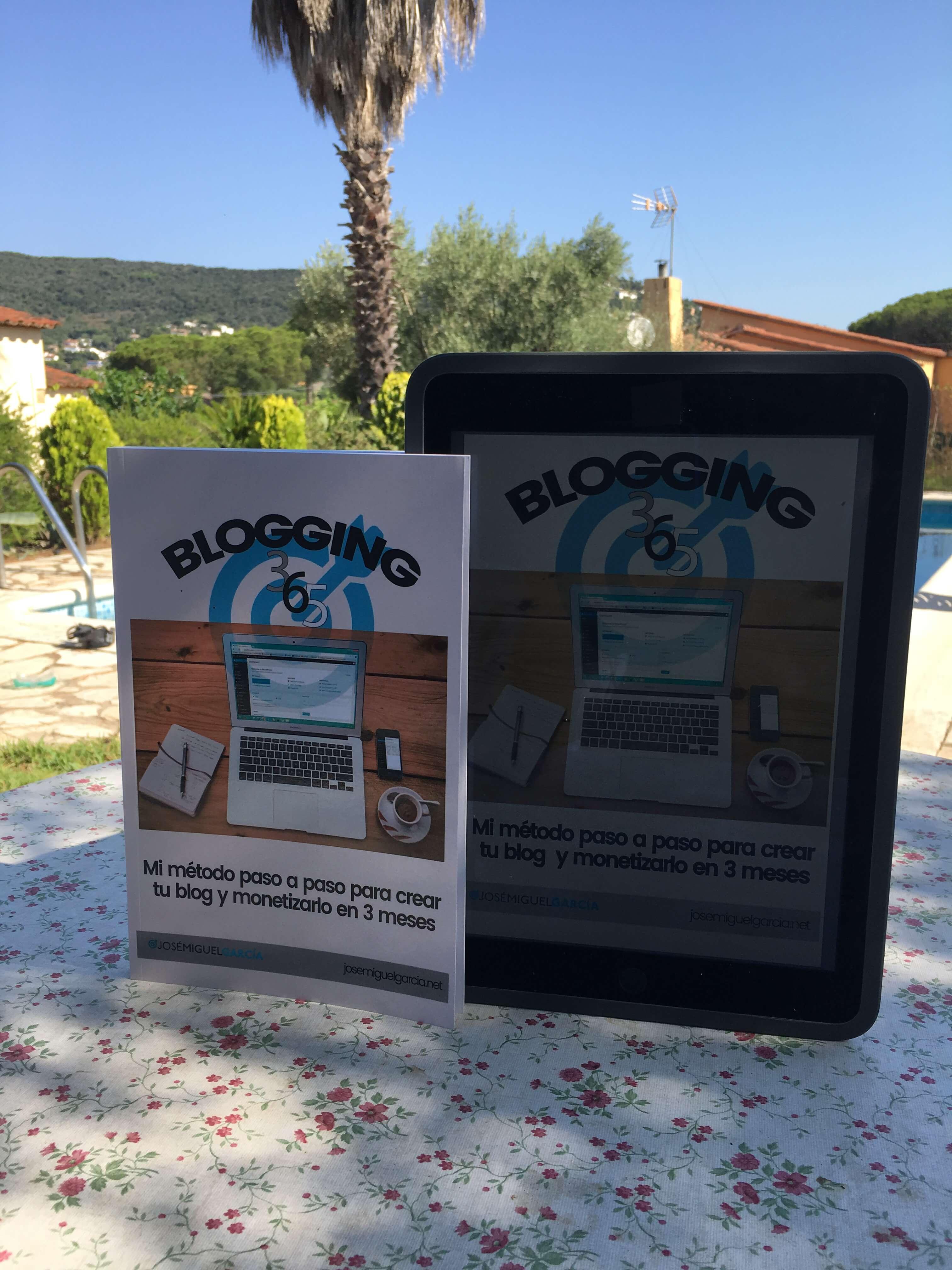 Blogging 365 libro y ebook