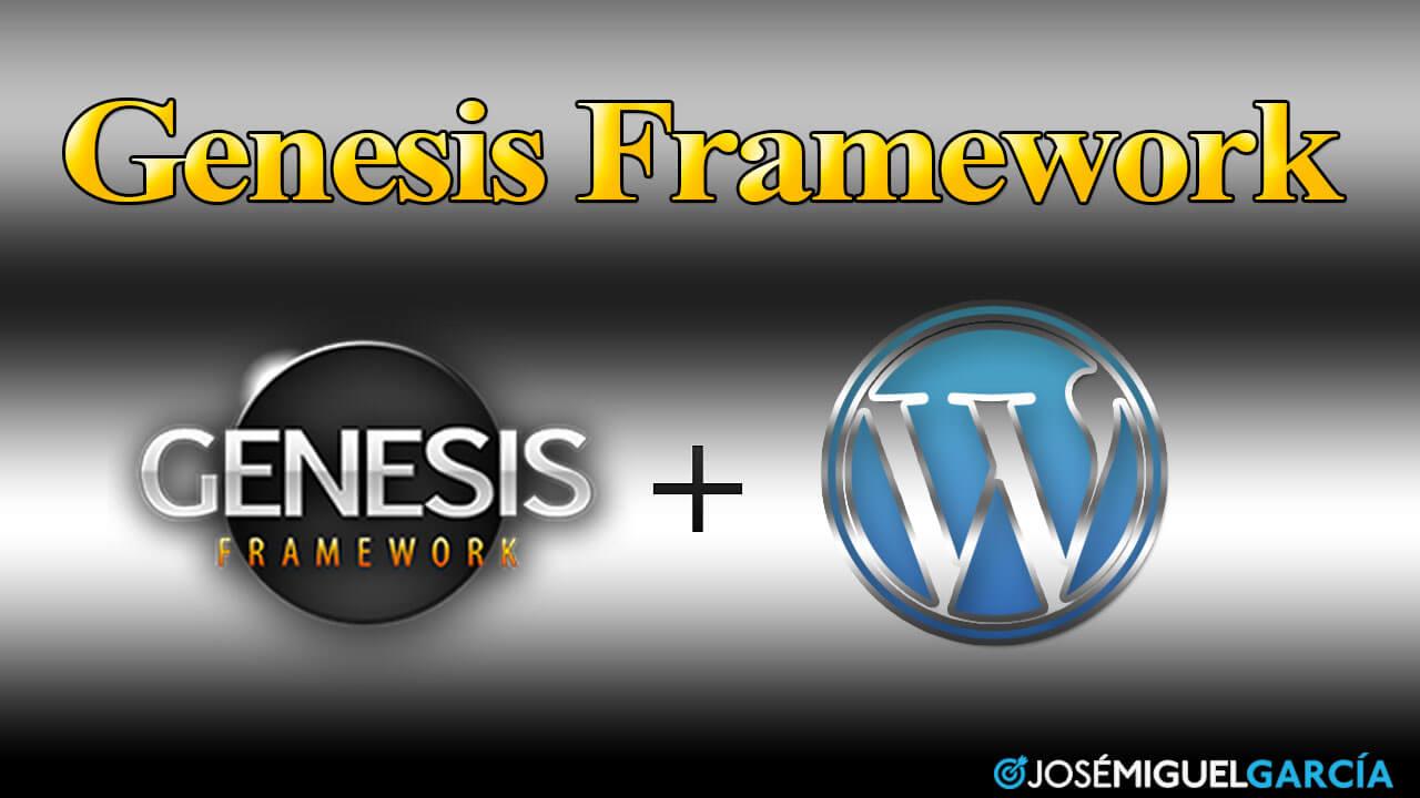 Genesis Framework en WordPress