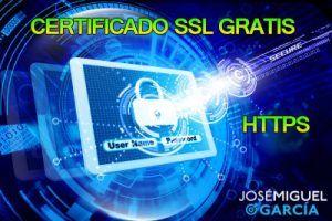 Certificado SSL gratis con el hosting Webempresa y Let's Encrypt