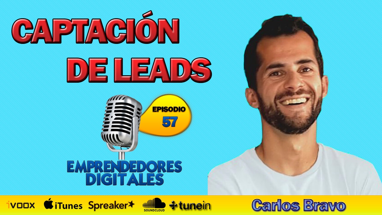 Captación de leads con un blog o web