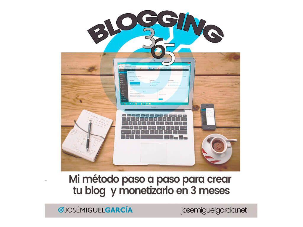 Blogging 365